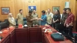 Komisi I di Palembang