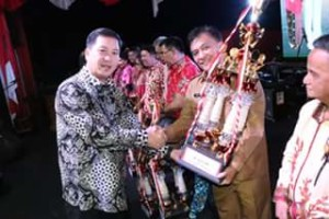 Pameran Pembangunan 2018, HUT ke-54 Provinsi Sulut, Drs Steven OE Kandouw, peter kb assa