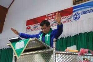 Wali Kota Manado, GS Vicky Lumentut , KGPM Sidang Solafide Pandu, Micler CS Lakat , Drs Salem Arie Turangan