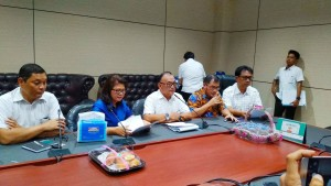 Sekretaris Daerah Kota Manado, calon Sekda Manado,  Drs Arnold Kewas,  Hans Tinangon,Peter KB Assa
