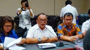 Sekda Kota Manado, calon Sekda Kota Manado, Drs Arnold Kewas