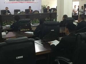 Perda Inisiatif, DPRD Mitra , Kisman Hala, Hans Mokat