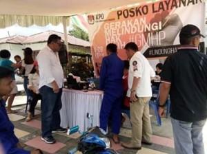 Buka Posko Layanan, KPU Siap Lindungi Hak Pilih Warga Mitra