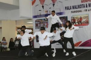 Hari Sumpah Pemuda 2018, Lomba Kreasi  Kreasi 2018, Kadispora Kota Manado, Laurens Umboh,