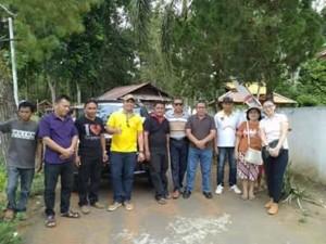 Delapan Desa di Kecamatan Kumelembuai Galang Bantuan Untuk Korban Bencana di Sulteng