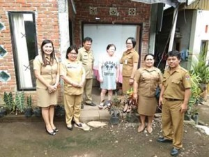 Penderita Gangguan Jiwa, Dinas Sosial, Fenggy Wurangian