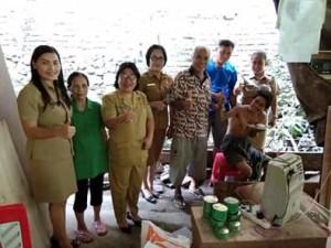 Dinas Sosial Mitra Beri Bantuan Bagi Penderita Gangguan Jiwa1
