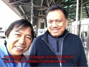 Direstui OD, James Sumendap Siap Gantikan Lumentut Wali Kota Manado