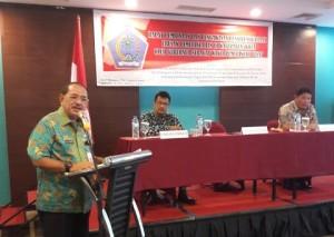 Edison Humiang: Penting, Sinergritas Pemerintah Kabupaten/Kota dangan Pemprov