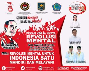 "Pemprov Sulut akan Gelar ""Talkshow Pancasila Go to Campus"" Sambut PKN Revmen"
