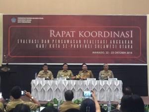 Wawali Mor Harap Rakor EPRA Tingkat Provinsi Sulut Berikan Kontribusi Positif Untuk Pembangunan Daerah