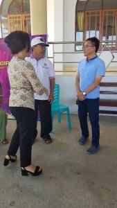 Pnt Miky Wenur Fasilitasi Pelayanan Kesehatan di Wilayah Tomohon Empat