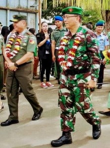 Wali Kota Tomohon Irup Pembukaan TMMD ke-103
