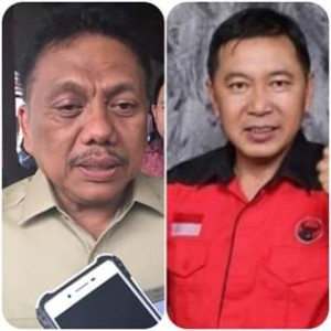Pilwako Manado 2020, Pemilihan Walikota, James Sumendap SH, PDI-P