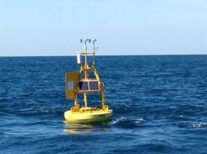 Alat Pendeteksi Tsunami, Buoy tsunami , Maximiliaan J Lomban