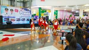 Star Square Bahu Mall, Lomba Barber,  Lomba Kreasi Pemuda 2018,