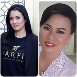 PARFI 56 Sulut , Djein Leonora Rende , Marcella Zalianty