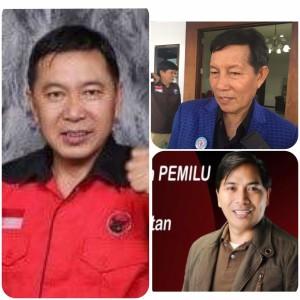 Pilwako Manado 2020, GS Vicky Lumentut, james karinda, james sumendap