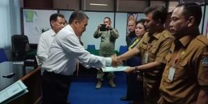 Penyegaran Kinerja, Pemkot Manado Rolling Empat Pejabat Eselon II