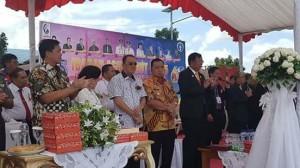 ROR-RD Hadiri Ibadah Agung HUT ke-65 Pelprip GPDI Sulut