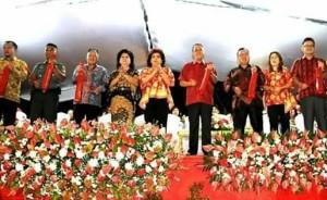 Bupati ROR Resmi Membuka Minahasa EXPO 2018