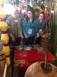 Dra Khouni Lomban Rawung MSi,HKG PKK ke-46