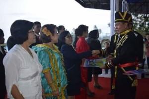 Sukses Peringatan HUT ke-28 Kota Bitung
