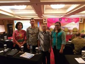 Rakor  TPID di Jakarta