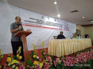 Walikota Bitung, Maximiliaan J Lomban SE MSi,  Dirjen Cipta Karya, hibah cipta karya