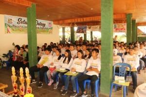 Para peserta Jambore Anak Tomohon