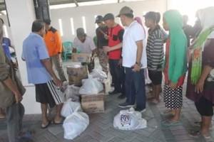 bantuan palu pemkot manado, tsunami palu, waki walikota palu, pasha ungu, Sigit Purnomo Said, Drs Sammy Kaawoan