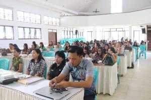 Pemkot Tomohon Latih Pengelola Keuangan di Tiap Perangkat Daerah