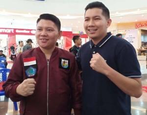 Ivan Lumentut Harap Pemuda Kota Manado Mampu Tunjukan Eksistensinya Lewat Kreasi