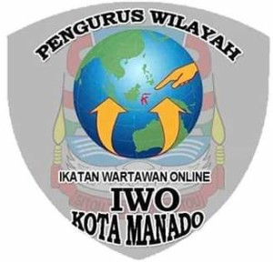 IWO Manado ,  IWO Manado anti Hoaks ,  Jurnalis Santun, Anto Reppy