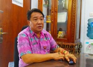 Jimmy Rontinsulu, Kepala Bagian Perekonomian , pangkalan LPG nakal, harga LPG manado,