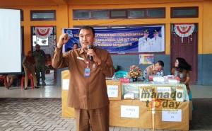 Asisten I Pemkot Manado, Micler Lakat, dinas sosial kota manado, Drs. Sammy Kaawoan,