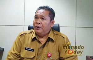 UMK Manado 2019 , UMP sulut 2019, Kepala Dinas Tenaga Kerja Kota Manado, Marrus Nainggolan