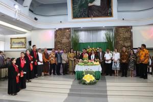 Puncak Perintgatan HUT ke-70 Jemaat GMIM Maranatha Paslaten
