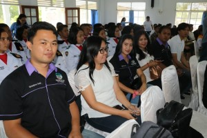 Peserta Pekan Temu Wicara Organisasi Pemuda Tahun 2018