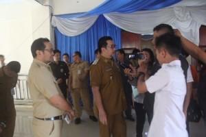 GSVL-Mor Himbau Masyarakat Kota Manado Jaga Kerukunan dan Kedamaian