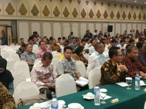 Sekda JRK Hadiri Lokakarya Program Hibah Air Minum Perkotaan