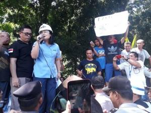 Petani Minta Presiden Jokowi Perhatikan Harga Kopra
