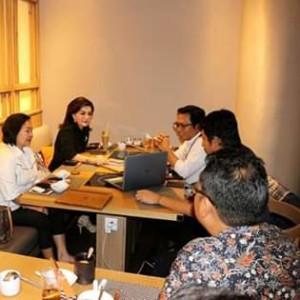 Bupati CEP Jajaki Kerjasama Pengolahan Sabut Kelapa Dengan Presdir Rekadaya Multiadiprima