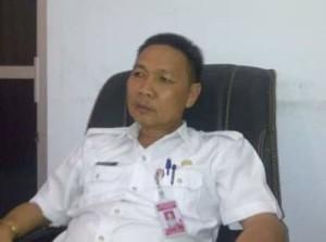 Kepala Inspektorat Minahasa Tenggara Robert Rogahang