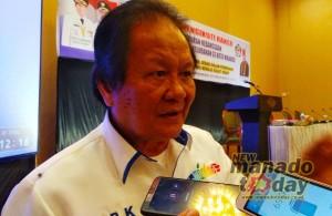 Drs Albert Wuysang, FPK Kota Manado, Forum Pembauran Kebangsaan