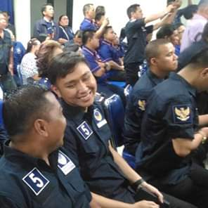 Franko Wangko Dikukuhkan Jadi Dewan Pakar Partai NasDem Kota Manado