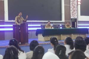 Guru PAUD Manado, gaji Guru PAUD Manado, jumlah PAUD di manado,  GS Vicky Lumentut