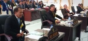 Watoelangkow dan Wuwung Resmi Anggota DPRD Tomohon