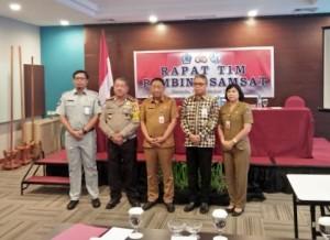 Sekdaprov Sulut: Peningkatan Pelayanan Samsat Dukung Gerakan Indonesia Melayani