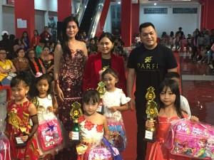 Indonesia Face Model 2018, Indonesia Face Model minahasa tenggara, Lamatapo Management, Abram Lamatapo, Djein Leonora Rende